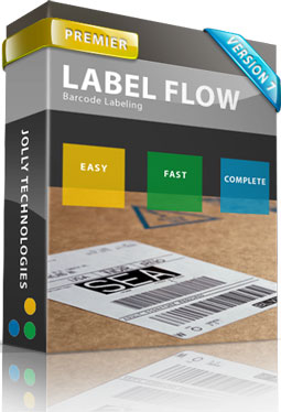 Jolly LabelFlow Bar code Software