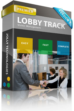 Jolly LobbyTrack ID Card Software