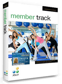 Jolly MemberTrack ID Card Software