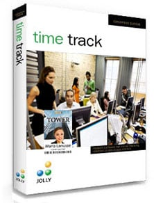 Jolly TimeTrack ID Card Software