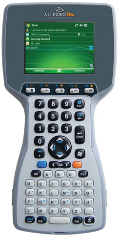 Juniper Systems Allegro MX Hand Held Computer