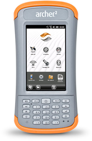 Juniper Systems Archer 2 Hand Held Computer
