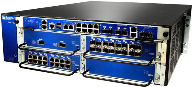 Juniper SRX Series Data Networking Device