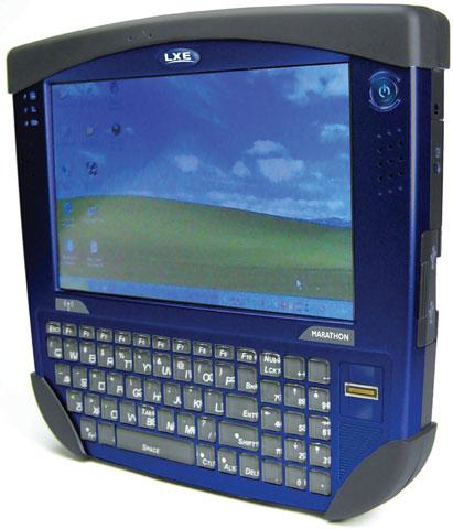 LXE Marathon Hand Held Computer