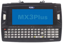 LXE MX3 Plus Hand Held Computer