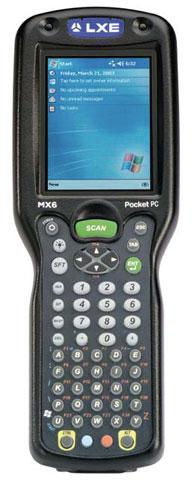 LXE MX6 Hand Held Computer