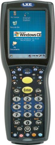 LXE MX7 Hand Held Computer
