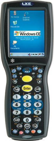 LXE MX7 CS Hand Held Computer