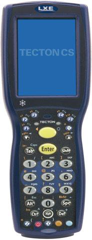 LXE Tecton CS Hand Held Computer