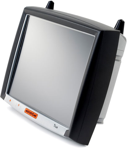 LXE Tx700 Vehicle Computer Terminal