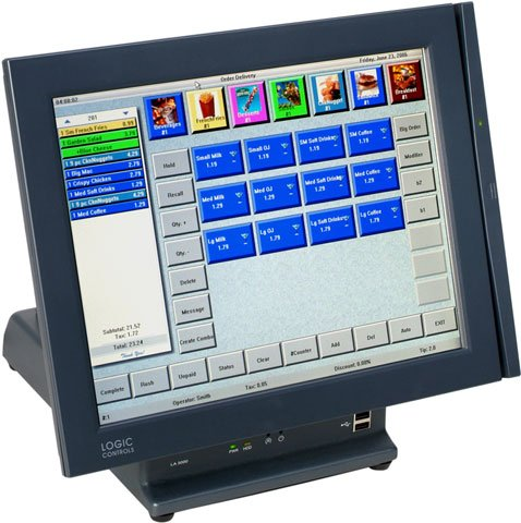 Logic Controls LA3801 LogicTouch POS Touch Computer