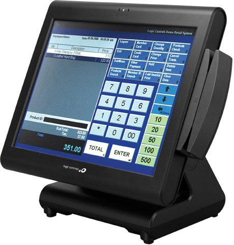 Logic Controls SB9015 Series POS System