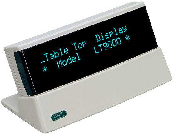 Logic Controls TD3400 Series Pole Display