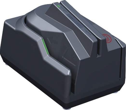 MagTek MICR-Safe Check Scanner