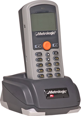 Metrologic SP5500 Optimus S Hand Held Computer