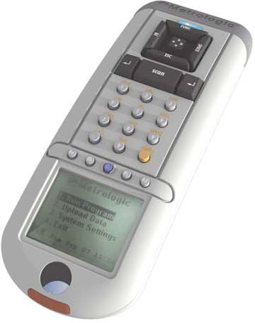 Metrologic SP2550 Navigator Hand Held Computer