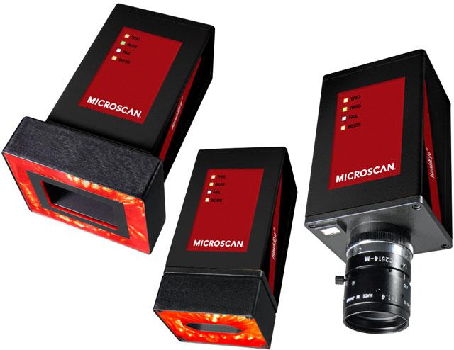 Microscan HawkEye 1500 Series Scanner