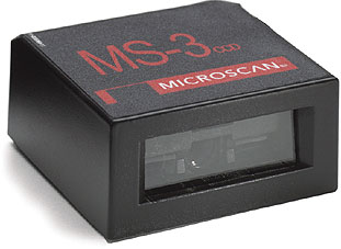 Microscan MS3 CCD Scanner