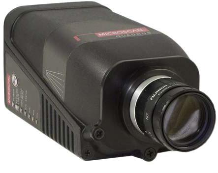 Microscan Quadrus EZ FLEX Scanner