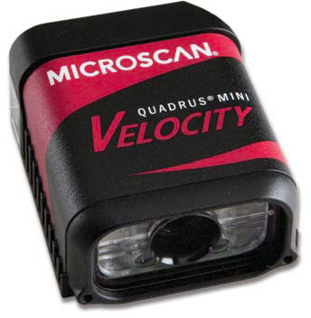 Microscan Quadrus Mini Velocity Scanner