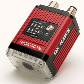 Microscan QX Hawk Scanner