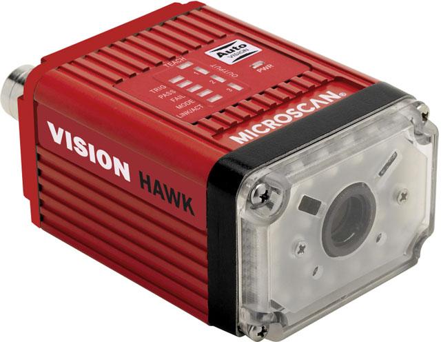Microscan Vision HAWK Scanner