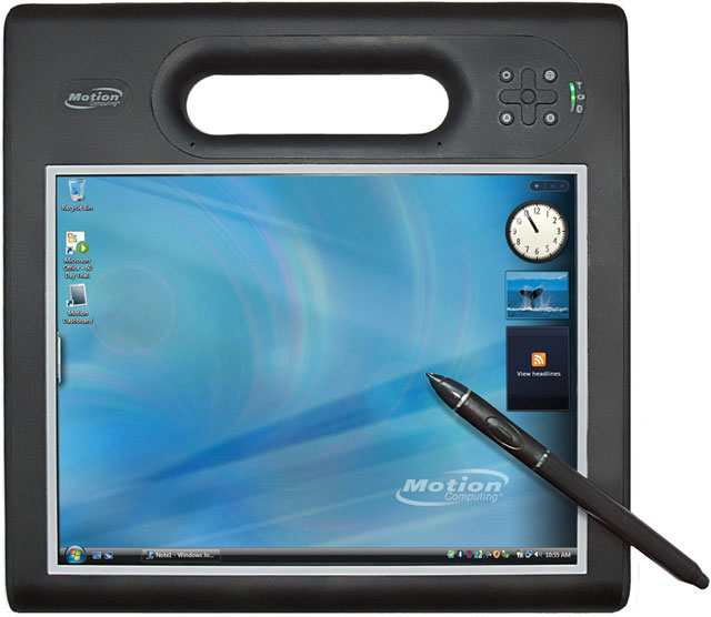 Motion Computing F5v Tablet Computer