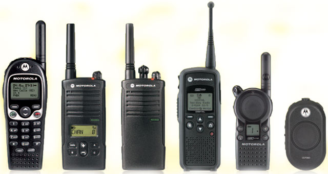 Motorola 2-Way Radios