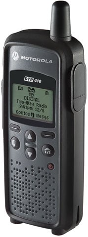 Motorola DTR410 Two-way Radio