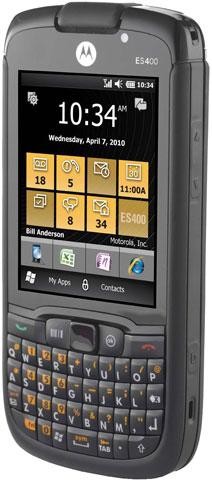 Motorola ES 400 Hand Held Computer