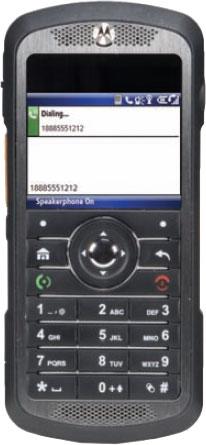 Motorola EWP 2000 Hand Held Computer