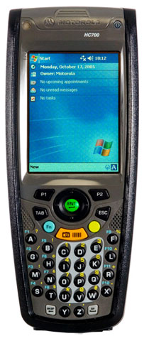 Motorola HC 700 Hand Held Computer