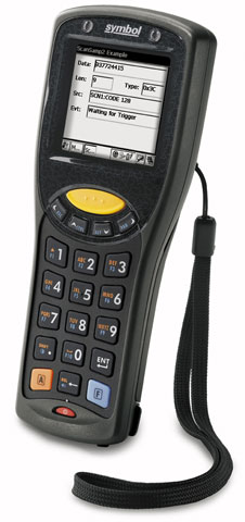 Motorola MC1000 Hand Held Computer