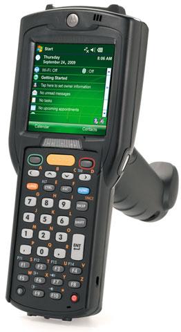 Motorola MC 3190-G Hand Held Computer