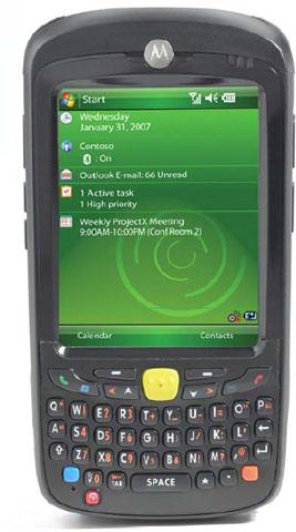 Motorola MC 55: MC 5590 & MC 5574 Hand Held Computer