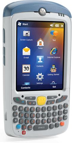 Motorola MC 55 A0-HC Hand Held Computer