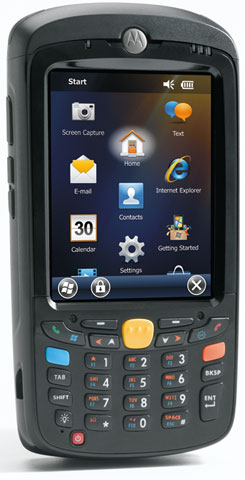 Motorola MC 55 A0 Hand Held Computer