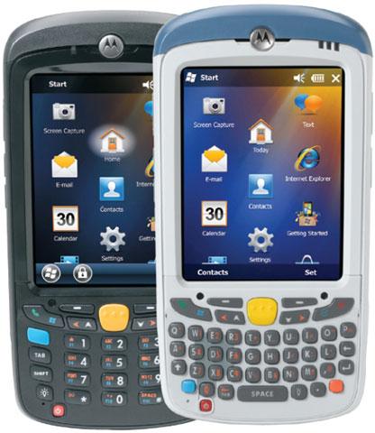 Motorola MC55N0 Hand Held Computer
