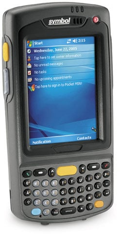 Motorola MC70 Hand Held Computer