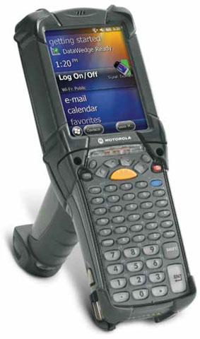 Motorola MC 9200 Hand Held Computer