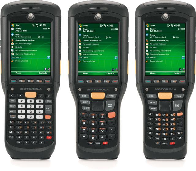 Motorola MC9500K Hand Held Computer