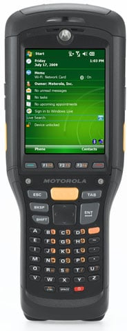 Motorola MC 9590 Hand Held Computer
