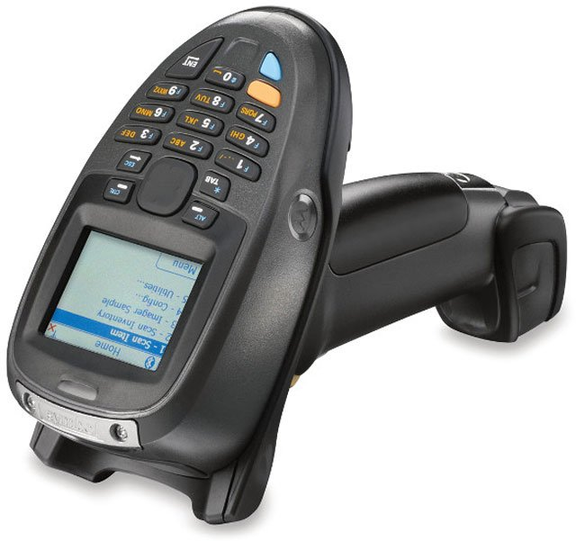Motorola MT 2000 Series: MT 2090 Scanner