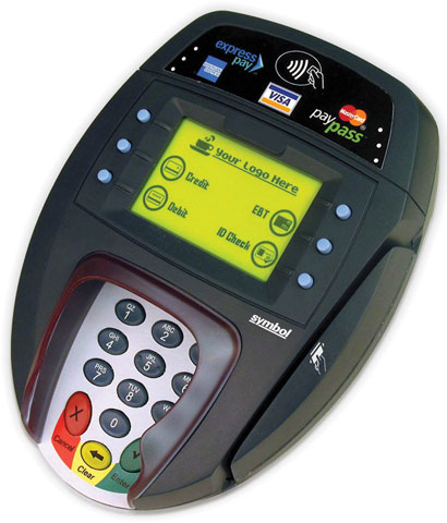 Motorola PD4700 Payment Terminal