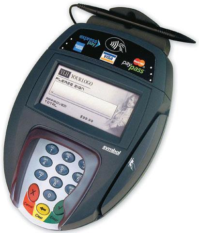 Motorola PD4750 Payment Terminal