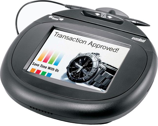 Motorola PD8705 Payment Terminal