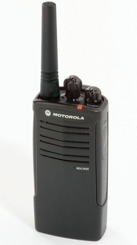 Motorola RDU2020 Two-way Radio