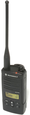 Motorola RDU4160D Two-way Radio