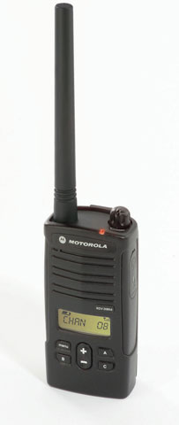 Motorola RDV2080D Two-way Radio