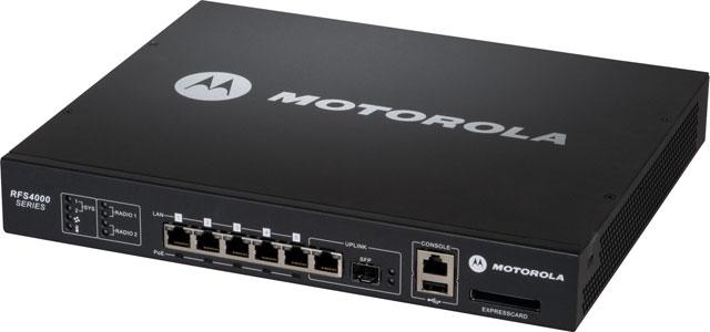Motorola RFS 4000 Wireless Controller